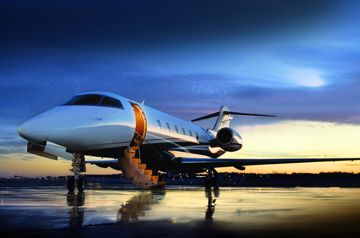 Business Jet Covers