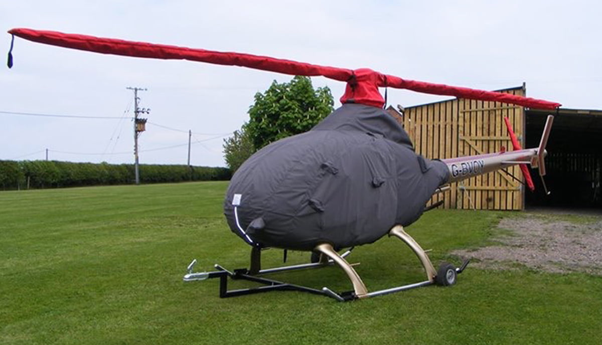 Private Helicopter Covers